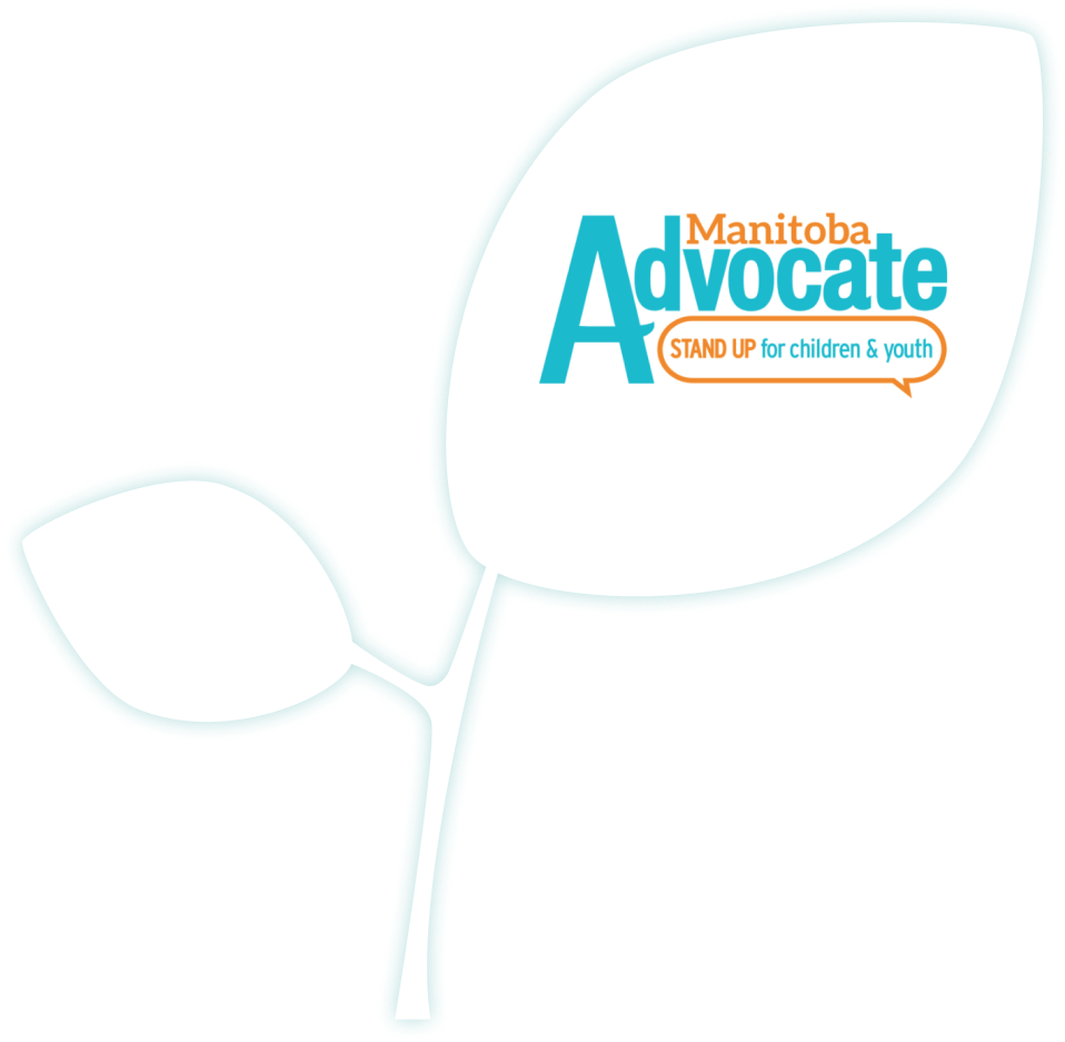 Manitoba Advocate for Children and Youth Logo